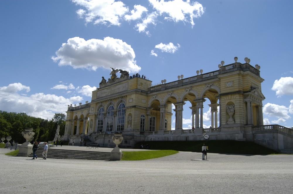#vienna#Schoenbrunn#asburgo#Gloriette