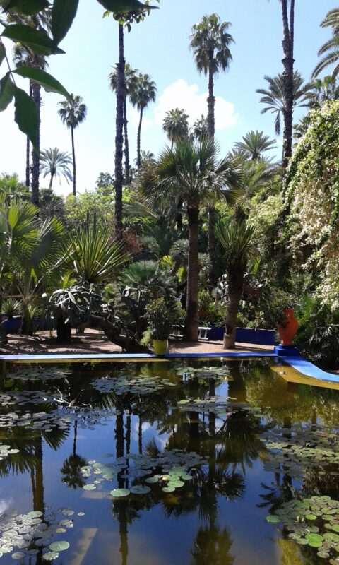 Les Jardins des Majorelles