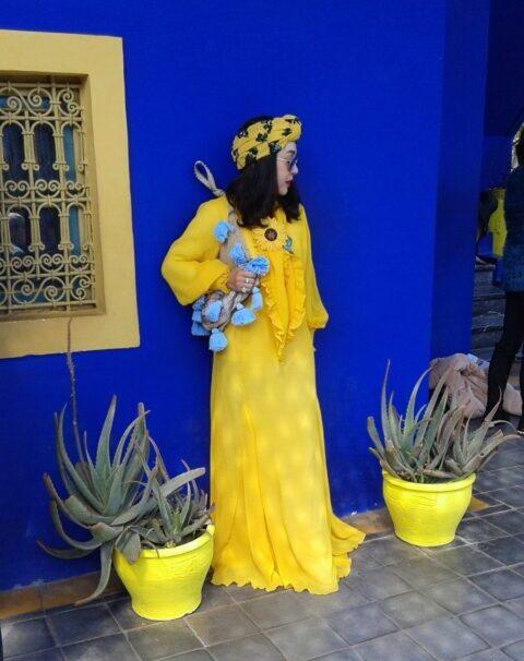 I Giardini Les Majorelles a Marrakech