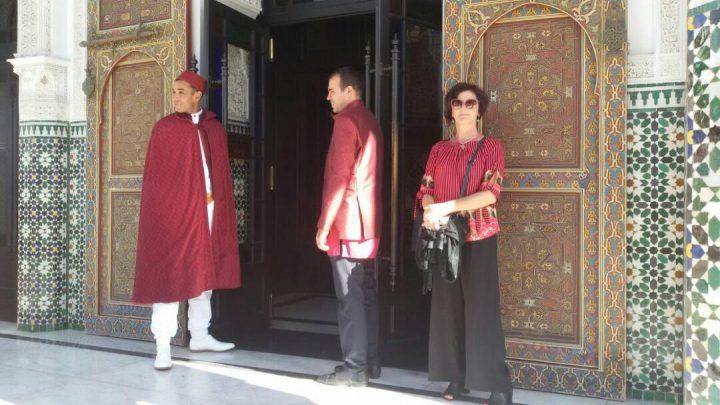 #hotel La Mamounia#Marrakesh#hotel storico#