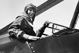 Amelia Earhart l'aviatrice scomparsa